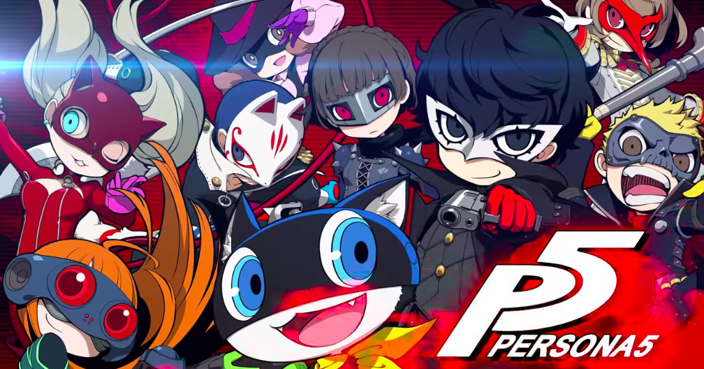 Nintnedo Fall Wallpapers Persona Q2 Cinema Labyrinth Launches In Japan This Fall