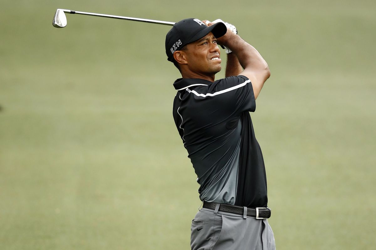 tiger woods today 89