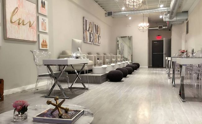 Luv Nail Shop Brings A Pinterest Perfect Vegan Friendly Nail Salon To Midtown Racked Miami