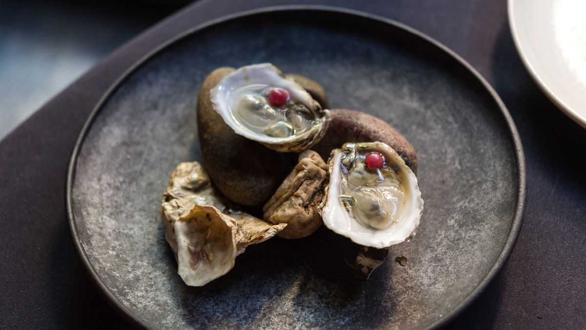 Canape D Four-star Aska Is America's Next Great Nordic Restaurant