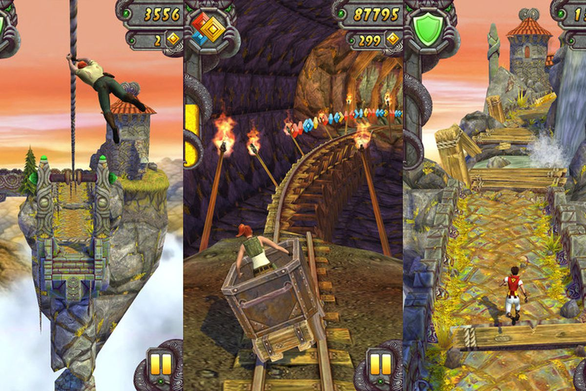 Run 2 Run 39temple Run 2 39 Launching On Iphone And Ipad Tonight The