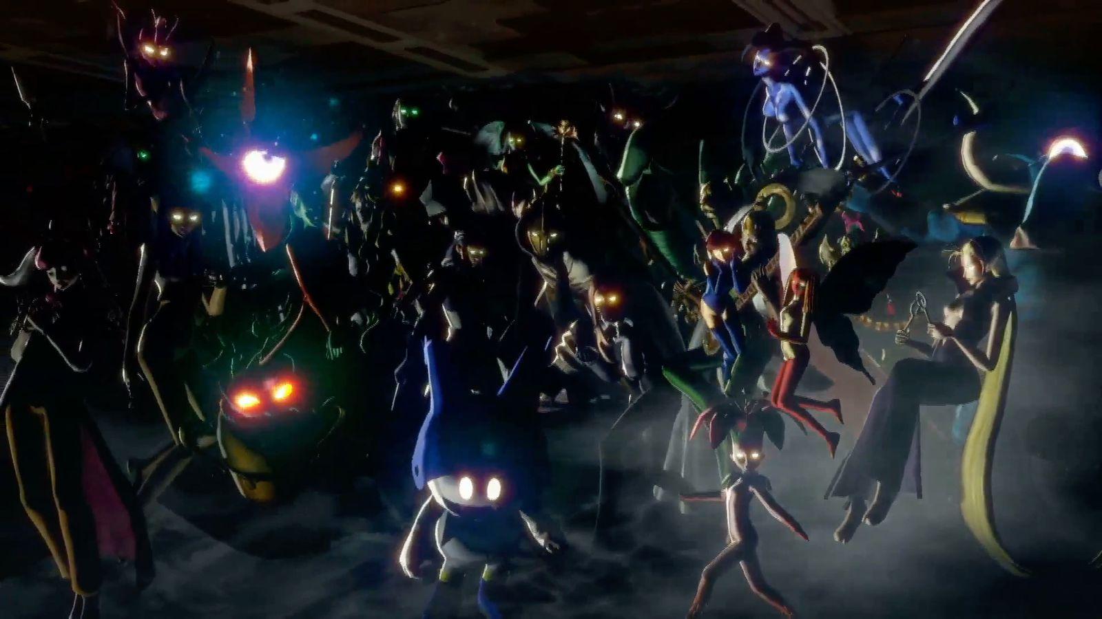 Wallpaper Destiny Hd Shin Megami Tensei Is Headed To Nintendo Switch Polygon