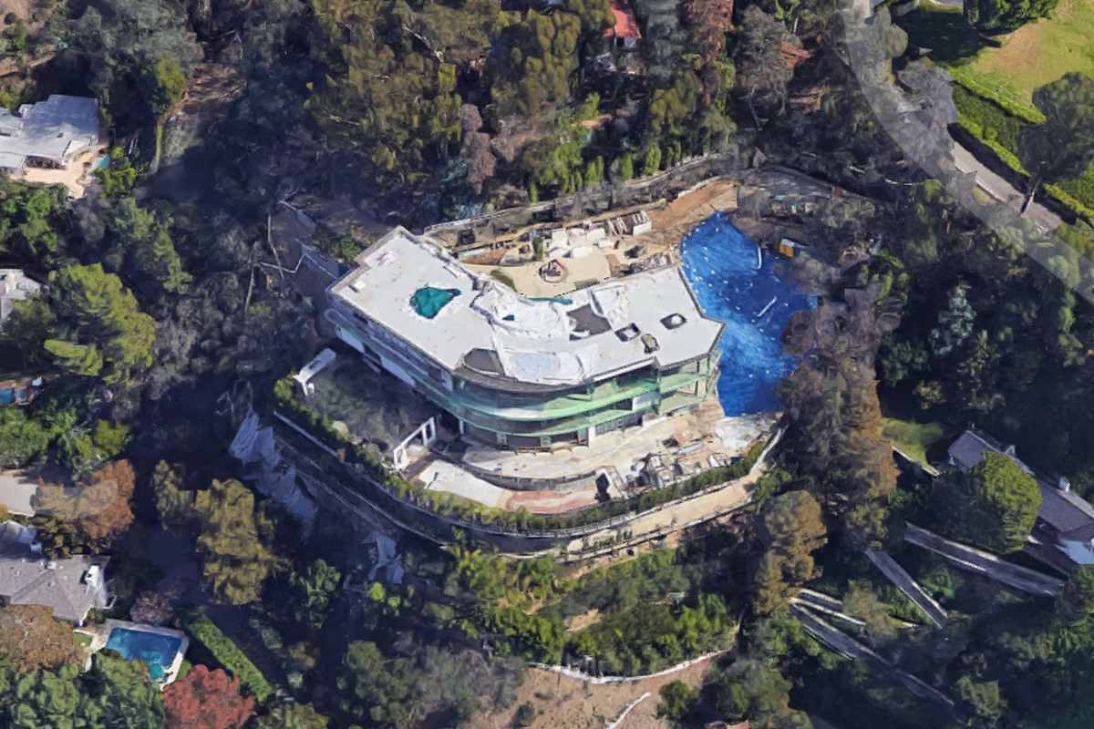 Bel Air Mega Mansion For Sale Megamansion Developer Mohamed Hadid Might Take Plea Deal
