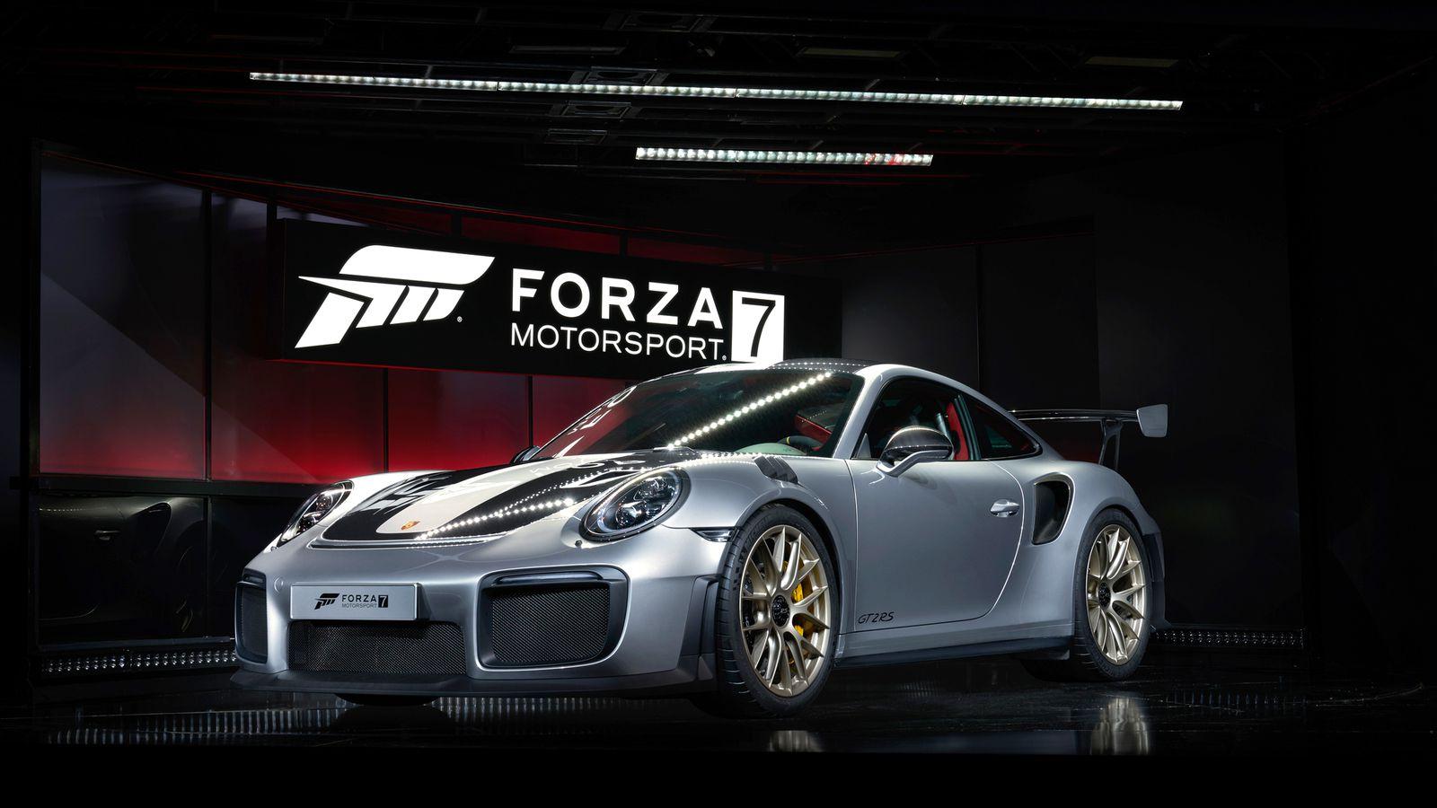Monster Rally Car Wallpaper Porsche Announces A New 911 At E3 The Verge