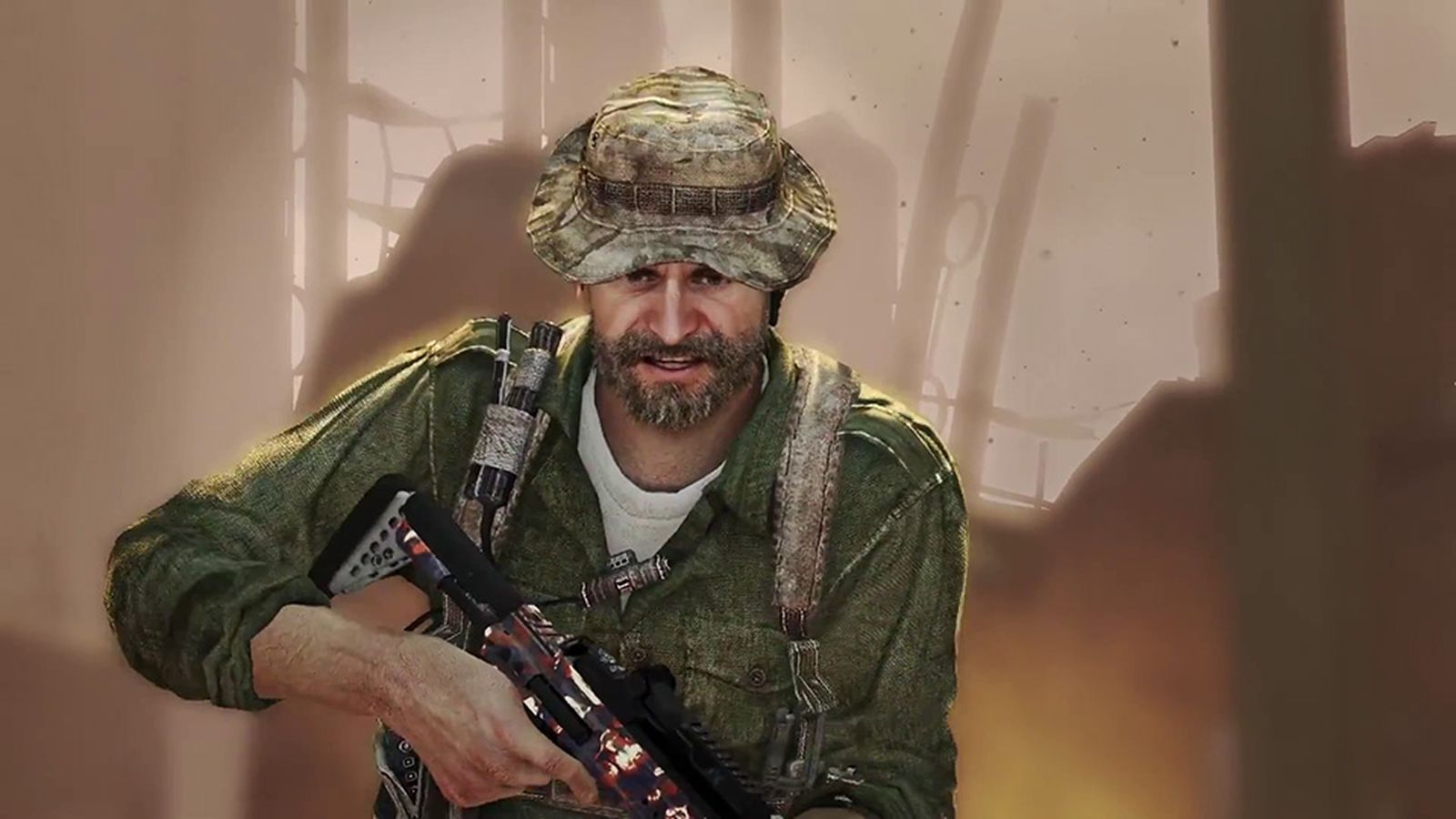 Mw3 3d Wallpapers Captain Price And Space Cats Now Available In Call Of Duty