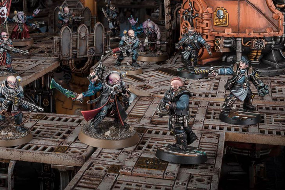 Games Workshop The Cheapest Way To Start Playing Warhammer 40 000 Polygon