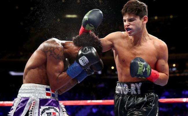 Ryan Garcia To Face Jose Lopez On March 30 Bad Left Hook