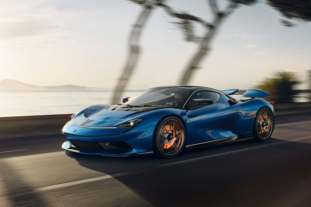 World Best Car Wallpaper Hd Pininfarina S 1 900 Horsepower Battista Is One Of The