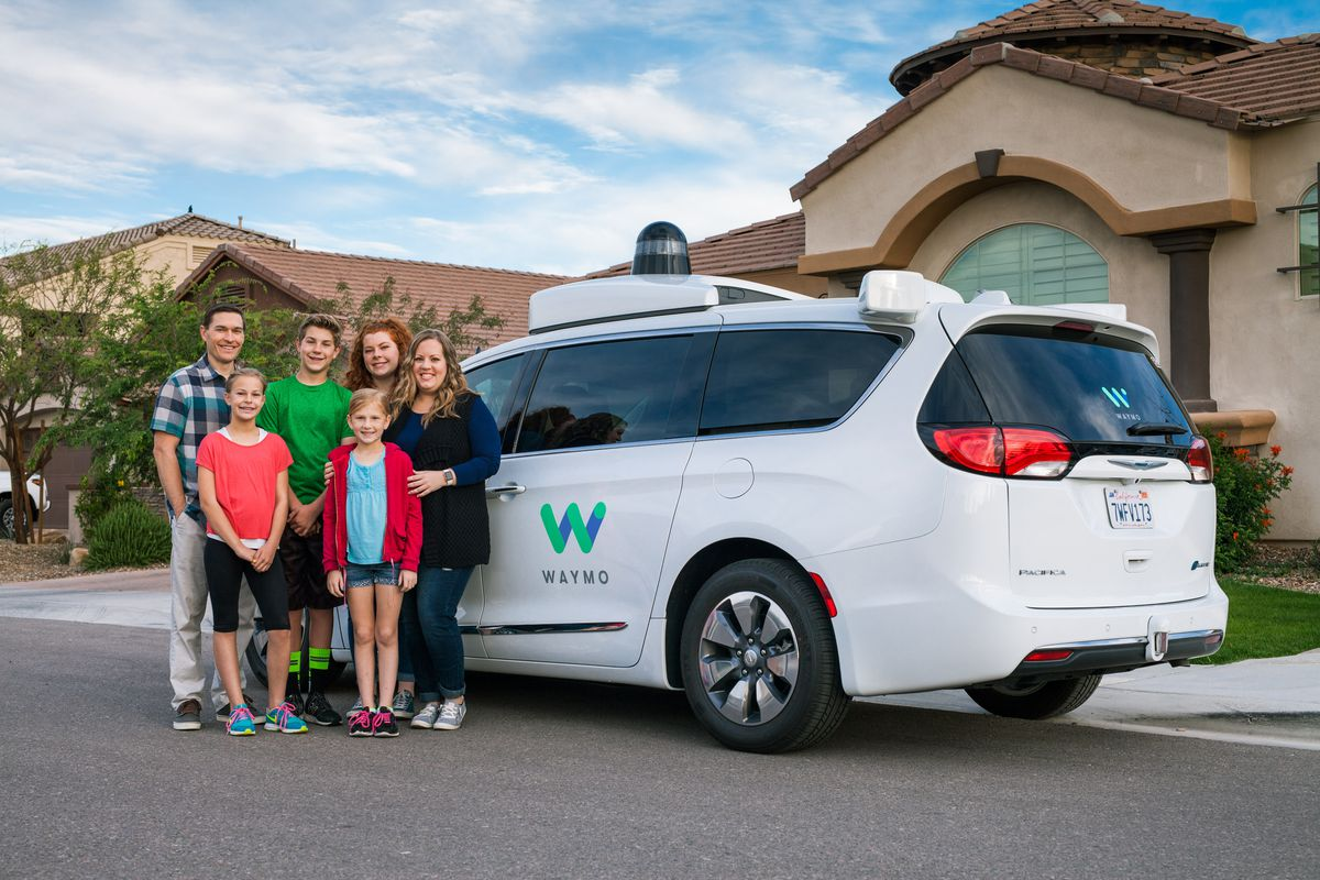 What Family Car Googles New Driverless Car Test Wants Everyday Families