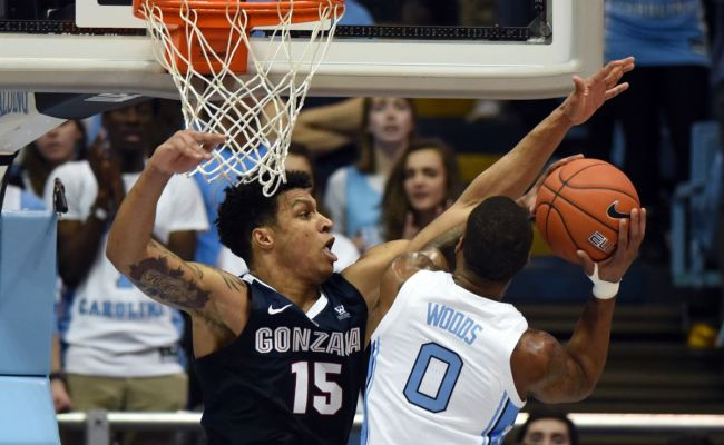 College Basketball Rankings Gonzaga Falls To No 8 In