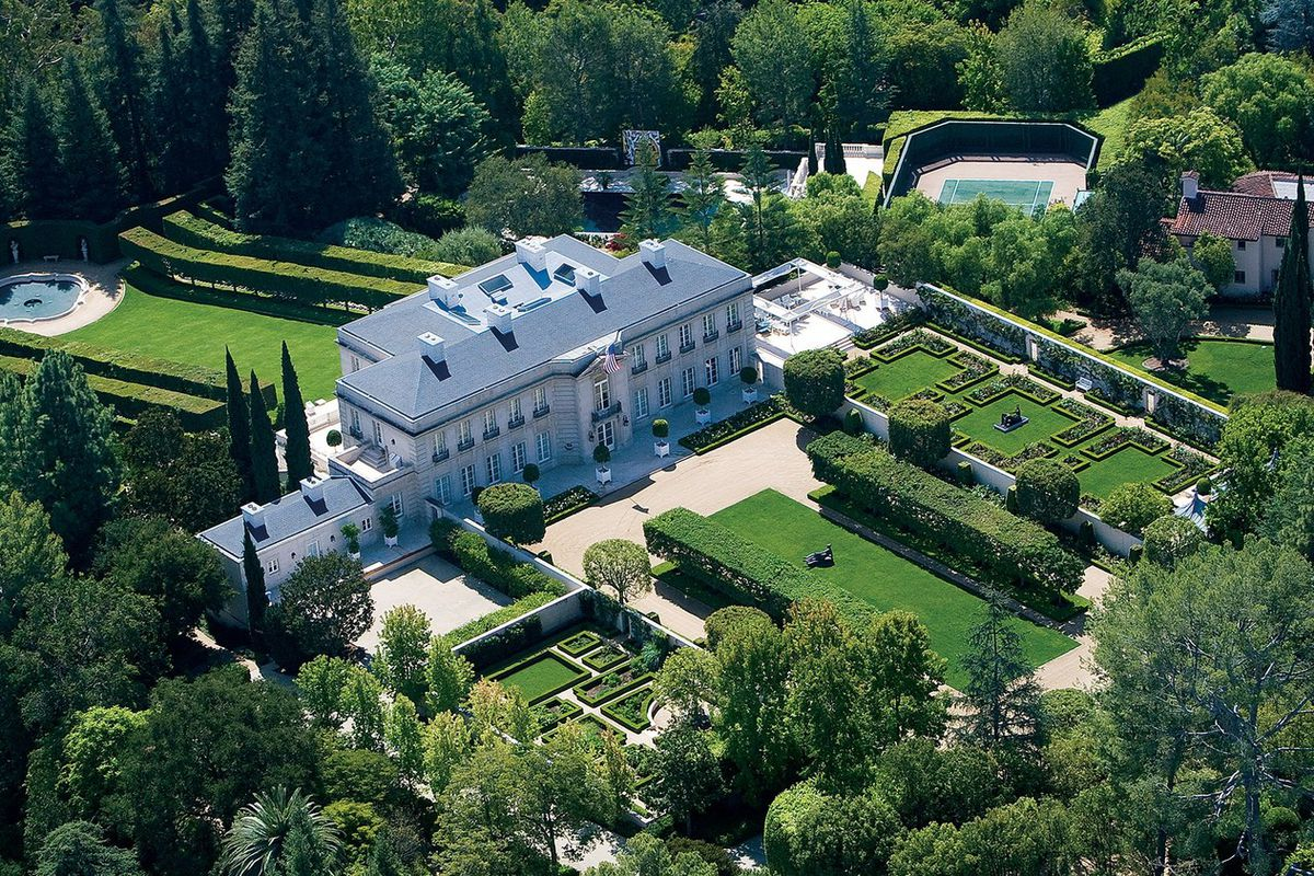 Bel Air Mega Mansion For Sale 350m Bel Air Estate Is The Nations Most Expensive