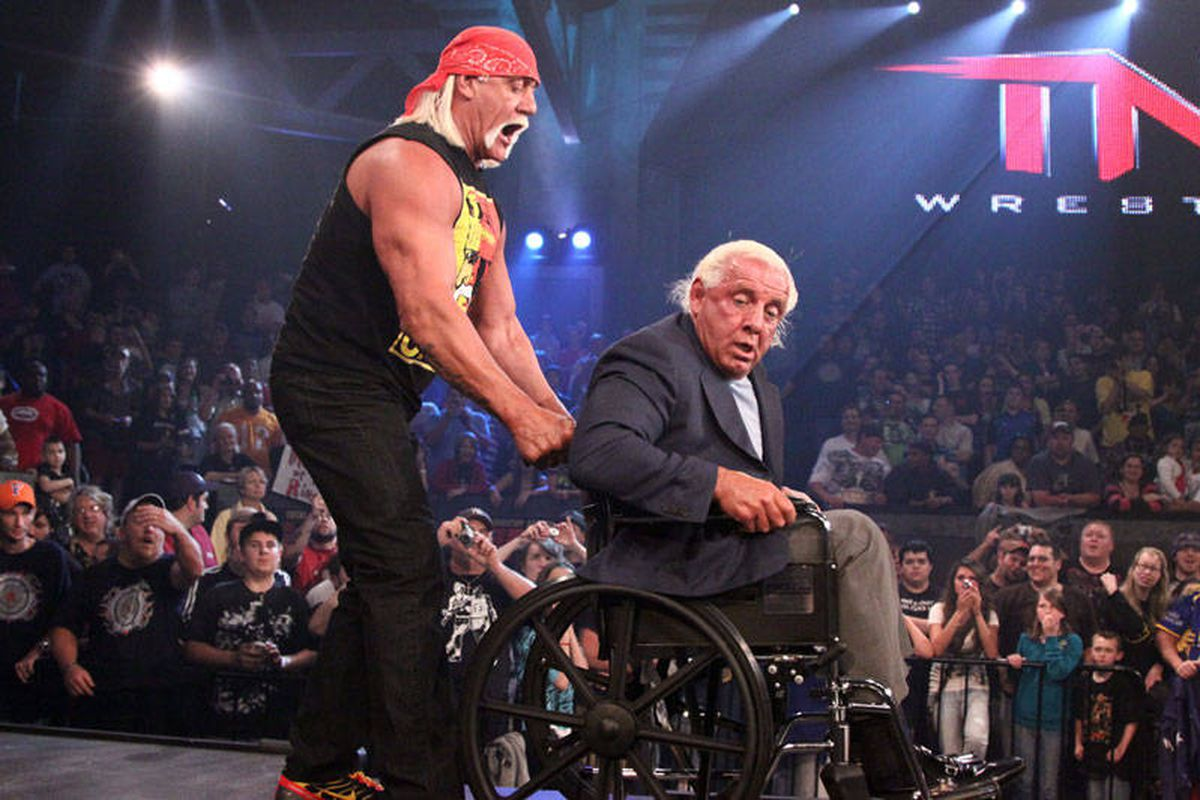 Hulk Hogan Cock Woo Ric Flair Names Three Wrestlers Who Could Destroy Any