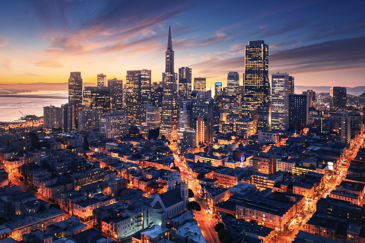 Seattle Washington Fall Skyline Wallpaper San Francisco Is Eighth Least Affordable City For Renters