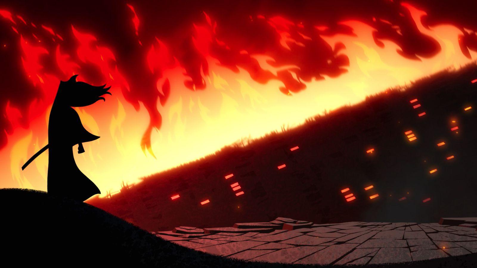 Dark Souls Animated Wallpaper Samurai Jack The Essential Episodes Polygon