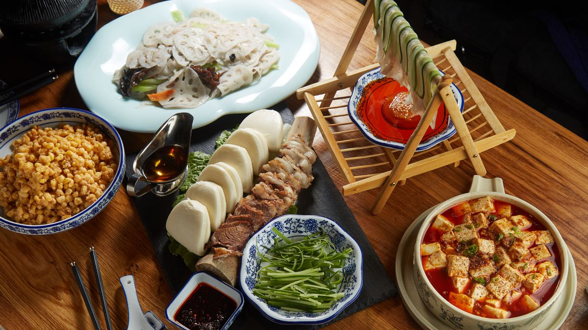 Pleasing East Newest Sichuan Restaurant Dares To Menu At Szechuanmountain House Szechuan Mountain House On St Marks Is A Daring Delight Szechuan Mountain House Queens Szechuan Mountain House Flushing curbed Szechuan Mountain House