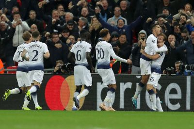 Tottenham 2-1 PSV: Spurs come from behind to keep their Champions League hopes alive - Cartilage ...