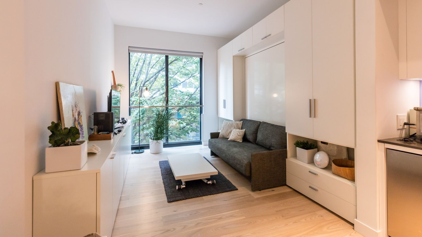 Micro Studio Apartments Is There A Future For Micro Housing In New York City