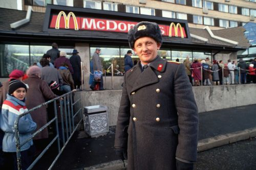Medium Of New Mcdonalds Uniform