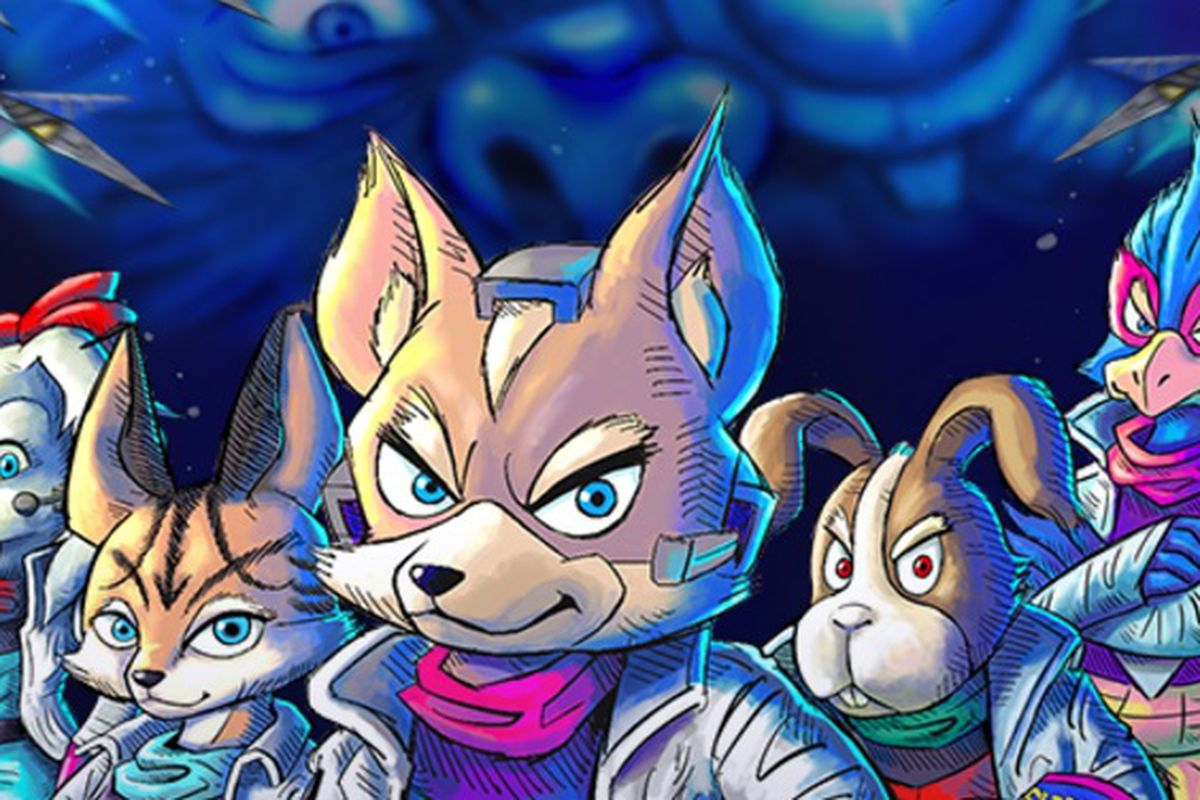 Anime Wallpaper Cute Gif Star Fox 2 Rom Extracted From Snes Classic Loose In The