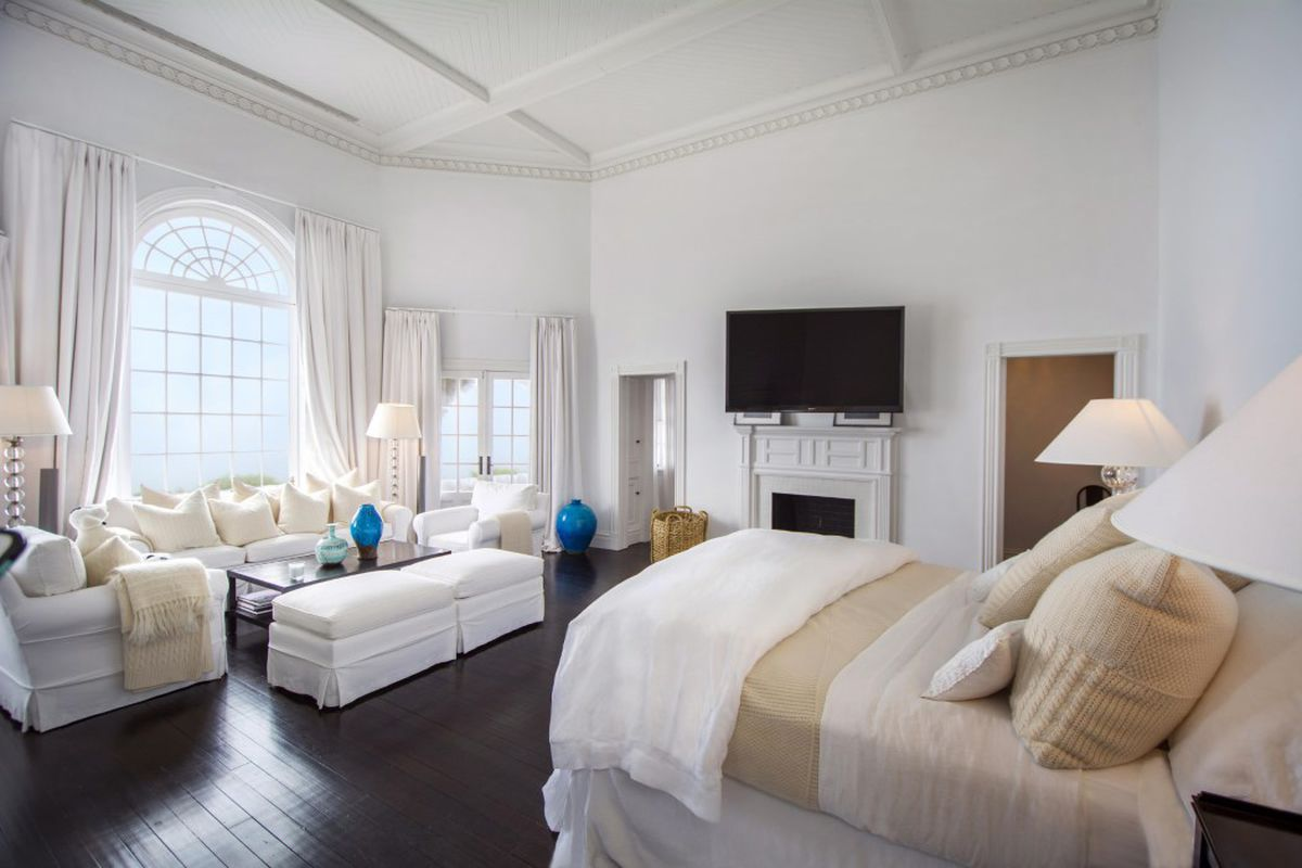Hampton Style Bedrooms The Master Suites Of The Most Expensive Hamptons Homes