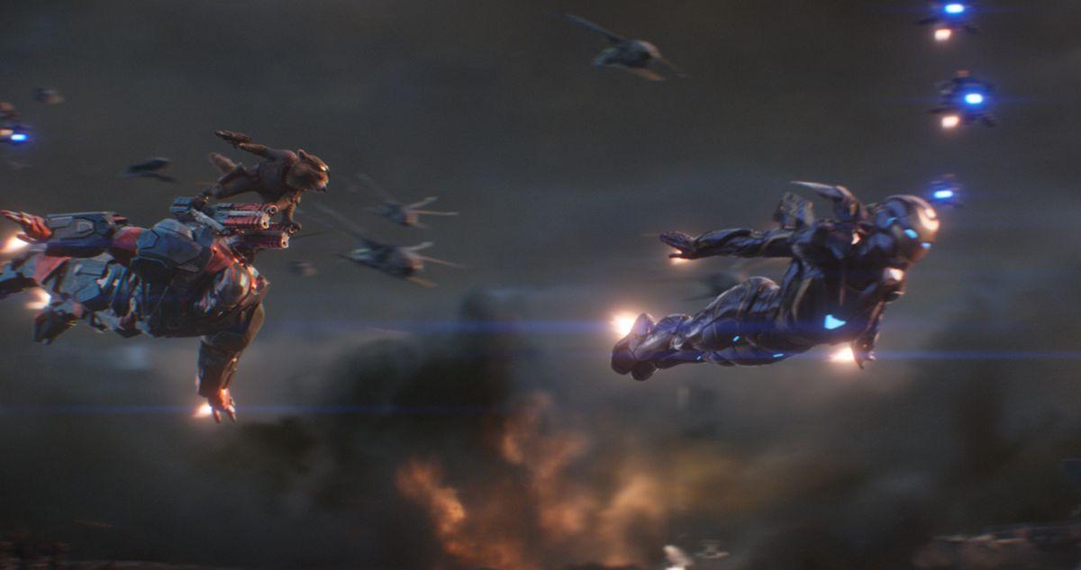 Violet Wallpaper Hd Avengers Endgame Gives Pepper Potts A Comic Book Easter