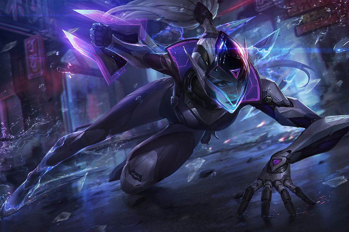 Full Hd Motorcycle Wallpaper New Project Skins Jhin Vayne And Vi Join The Group The
