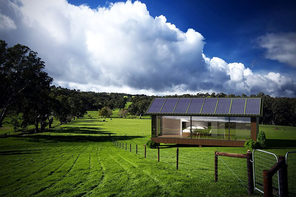 Hi Tech House Prefab Tiny Home Sustainable And 3d Printed Offers