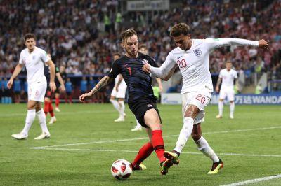 Croatia vs England, World Cup: Final Score 2-1, Mandzukic winner sends Rakitic and Croatia to ...