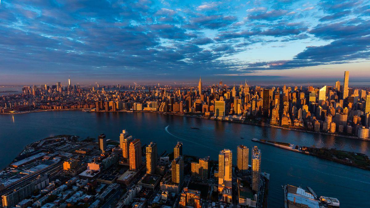 Fullsize Of New York Landscape