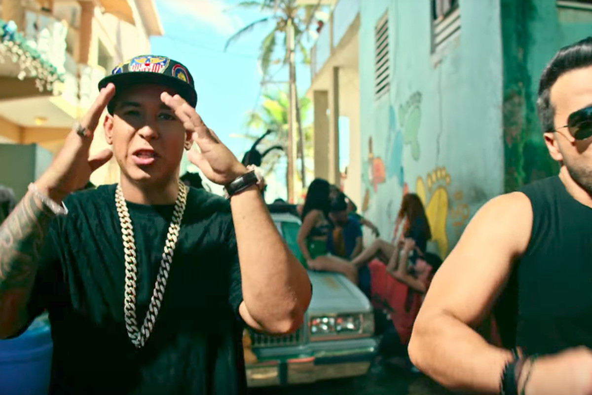 Despacito Wallpaper Hd Luis Fonsi And Daddy Yankee S Despacito Is The Most