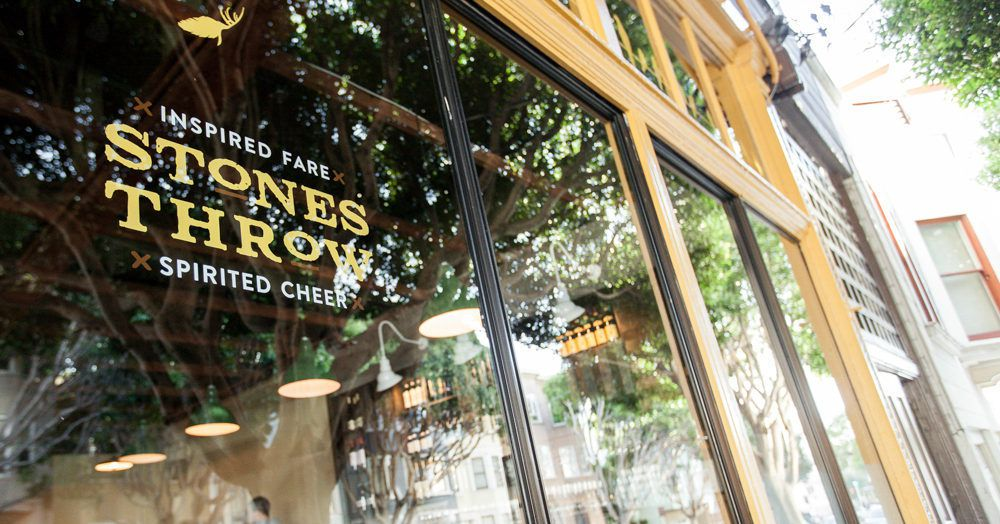 Stones Throw A Russian Hill Restaurant Favorite Will