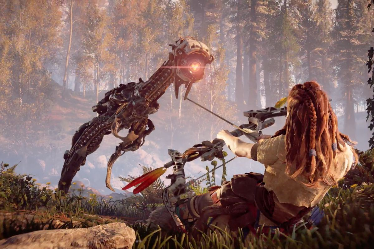 Ps4 Wallpaper Hd Horizon Zero Dawn How To Get The Best Weapons And Outfit