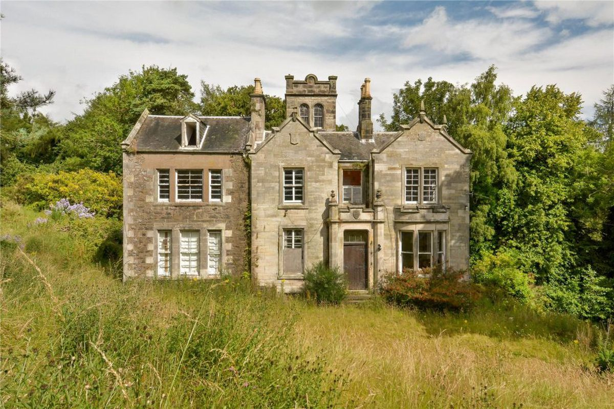 House Designs Scotland Scottish Country House Is The Ultimate Fixer Upper For