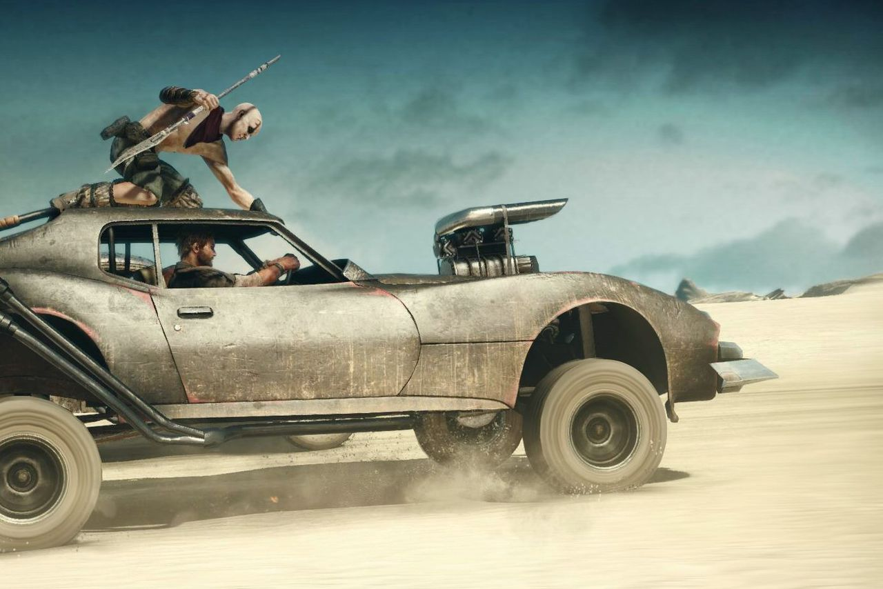 Live Hd Wallpapers For Mobile Samsung The Mad Max Video Game Is In Its Very Design Anti Fun