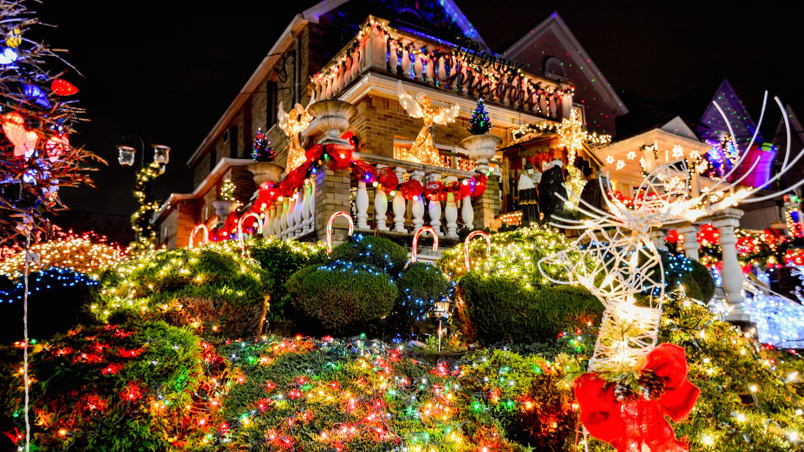 Led Weihnachtsbeleuchtung Außen Open Thread: Which Nyc Neighborhood Has The Best Christmas