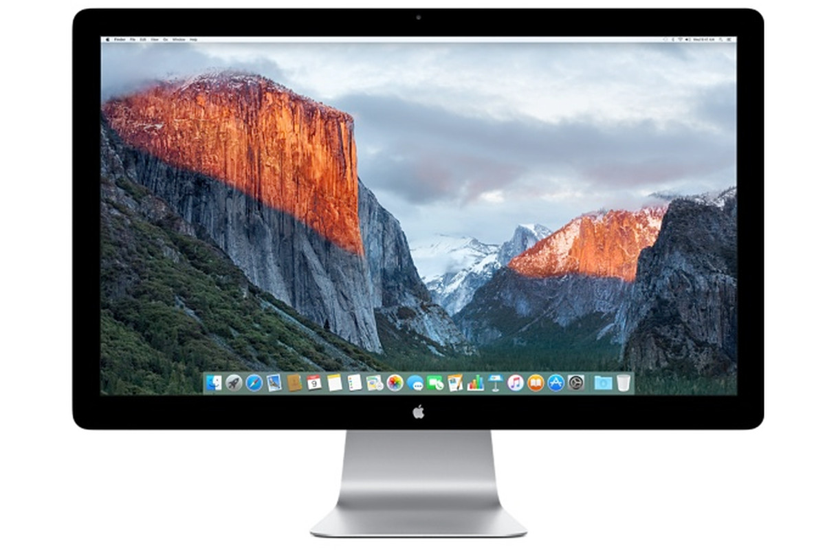 Apple Monitor Apple Is Discontinuing The Only Monitor It Makes The