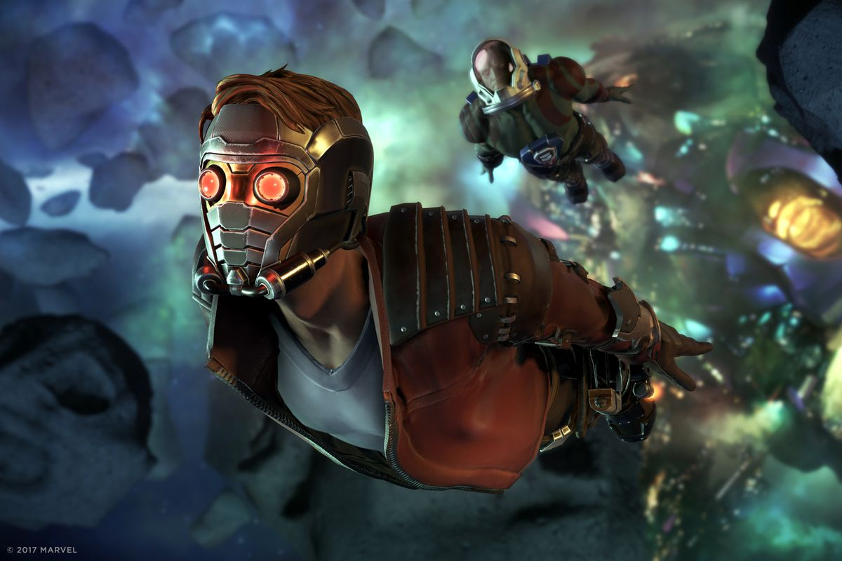 Epic Movie Hd Wallpapers The Guardians Of The Galaxy Game Is Best When It S Not