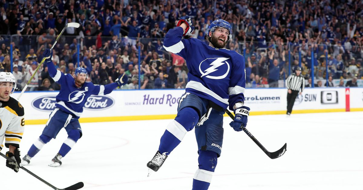 Kucherov Stats Nikita Kucherov Wins The Hart Trophy And Ted Lindsay Award