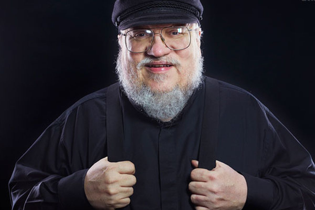 George Rr Martin Libros Game Of Thrones Game Of Thrones Writer George R R Martin Has A New Tv