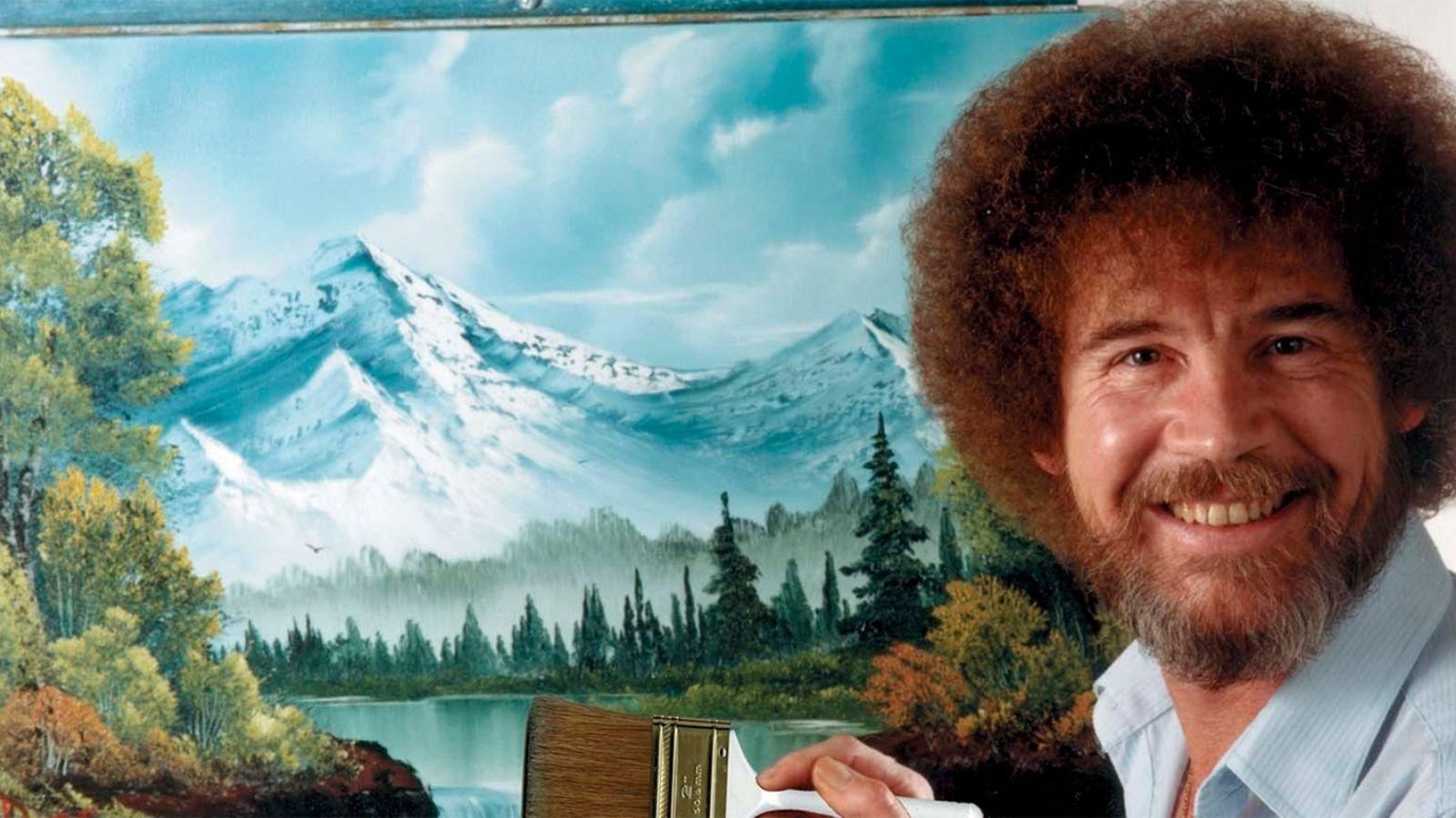 Fun Fall Desktop Wallpaper Twitch Bringing Bob Ross The Joy Of Painting Back Every