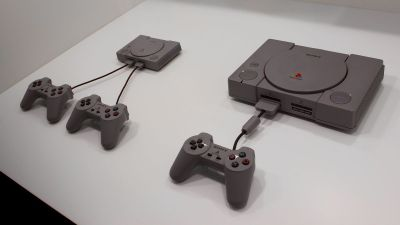 See how the PlayStation Classic measures up to the original PlayStation - Polygon