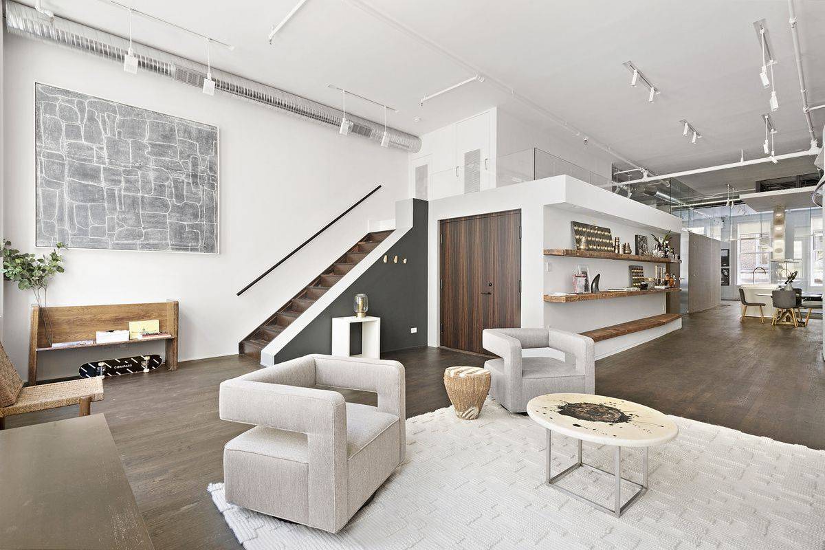 Kitchen Design Soho Nyc Which Spacious Soho Loft Would You Drop 3m On Curbed Ny