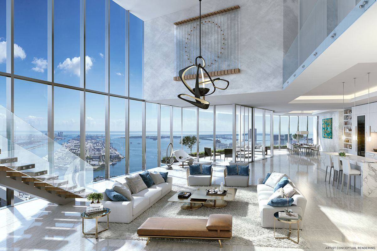 Boston Hd Wallpaper Paramount Miami Launches Dreamy Penthouse Collection
