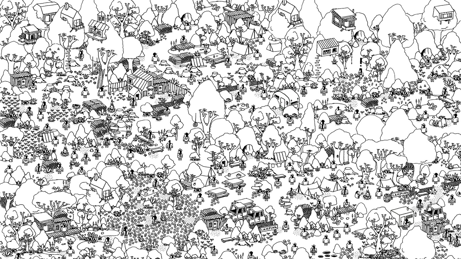 Fall Out Boy Wallpaper Ipad Hidden Folks Is The Where S Waldo Game You Didn T Know