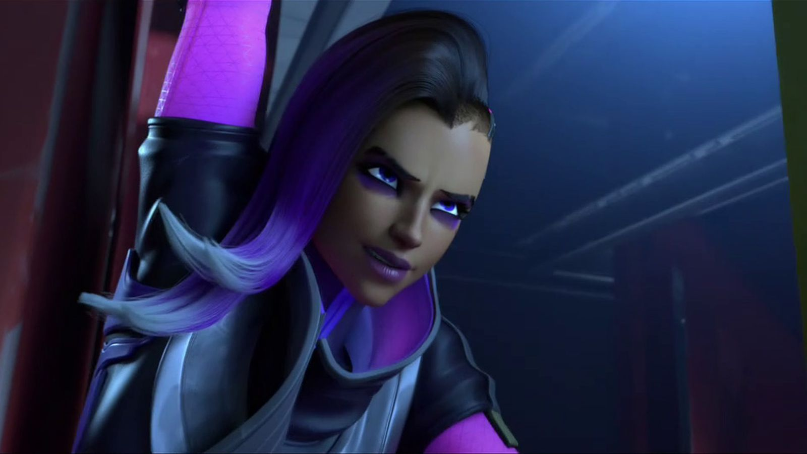 3d Moving Wallpaper Download For Windows 7 Overwatch S Sombra Reveal Trailer Debuts At Blizzcon Polygon