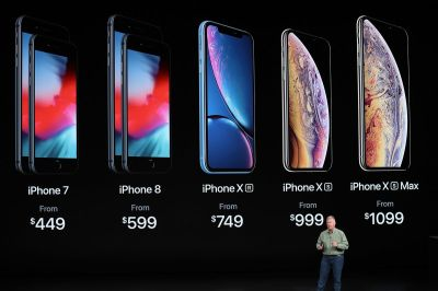 Apple iPhone launch: what it would cost if it were made in America - Vox