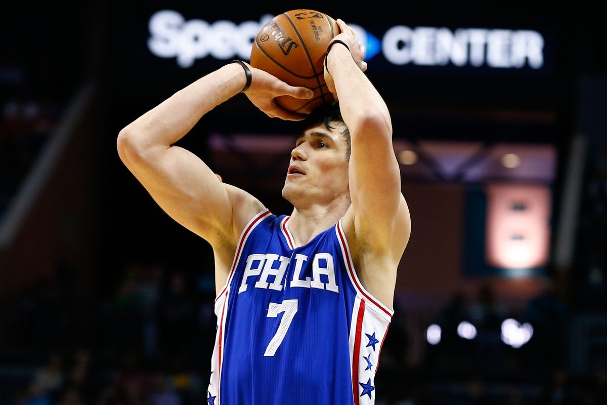 A Year In Review Ersan Ilyasova And The Power Of Floor