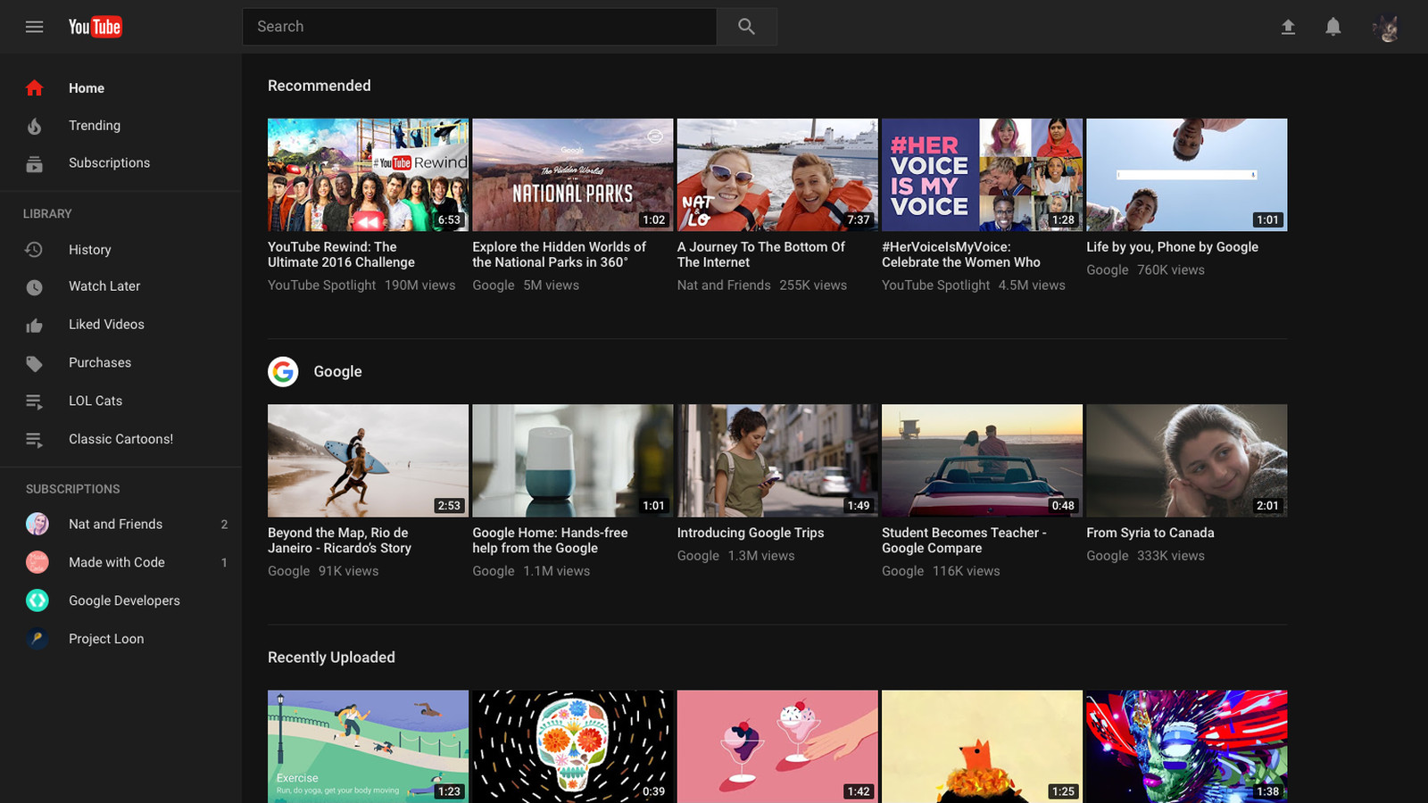 Apps That Let You Design A House Youtube Now Formally Lets You Opt In For Material Design