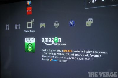 Sony PS3 gets Amazon Instant Video app, streams purchased movies and Prime subscription content ...