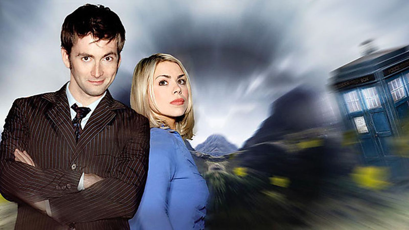 Adobe Images Search Past 39;doctor Who 39; Stars David Tennant Billie Piper To